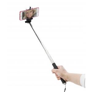 Teleszkópos selfie bot (fotós kiegészítő) logózható reklámajándék